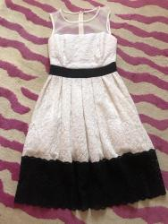 Balasevic haljina u velicini 38,materijal viskoza,elastin,poliester - Kragujevac