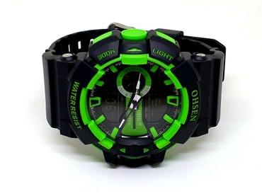 Originalni i veoma kvalitetni satovi marke Ohsen , imaju i analogno i - Belgrade