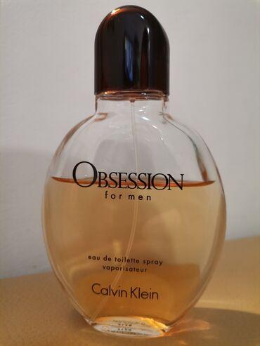 Prada torba je turskoj e - Srbija: Prodajem original parfem Calvin Klein Obsession. Bocica je zapremine