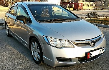 honda civic 2016 в Кыргызстан: Honda Civic 2007