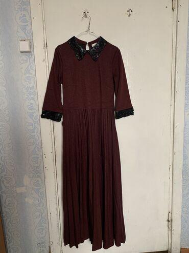 Продаю платье на рост 160-165. Размер: S-M. Производство: Турция