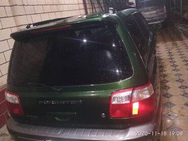 авто ру шины бу в Кыргызстан: Subaru Forester 2 л. 2001