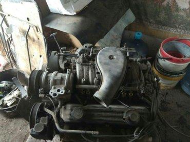мотор на джип гранд чроки  обем:5,2 полный комплект в Каракол