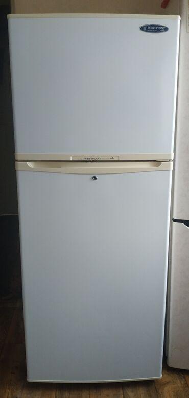 bdm club платья в Кыргызстан: Б/у Двухкамерный Белый холодильник Vestfrost