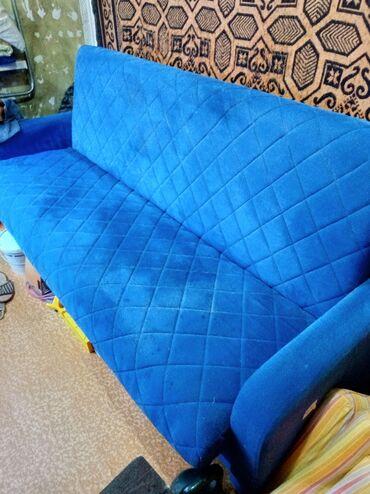 Продам диван-кровать в хорошем состоянии. Размер дивана как кровать