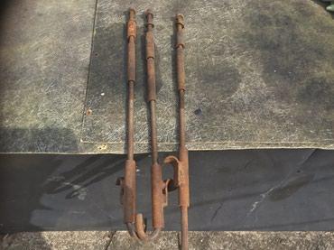 Univerzalni alat za zatezanje opruga na kolima za zamenu amortizera - Sopot