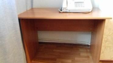 Столы офисные, производство Россия. новые. кол-во 6 шт. в Бишкек