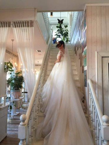 Дизайнерское свадебное платье от Vonama в Бишкек