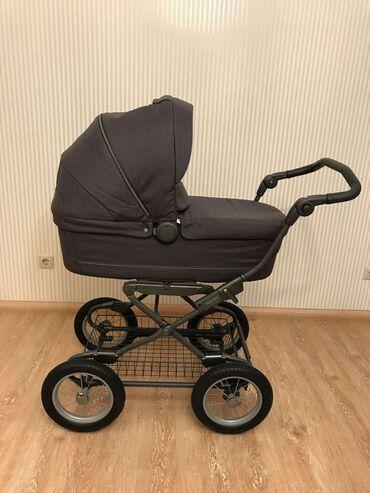 удобные коляски для новорожденных в Кыргызстан: Новая Коляска для новорожденных Inglesina Sofia на шасси Ergo Bike, цв