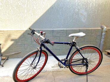 Велосипед шоссейный из Кореи в хорошем состоянии без вложений