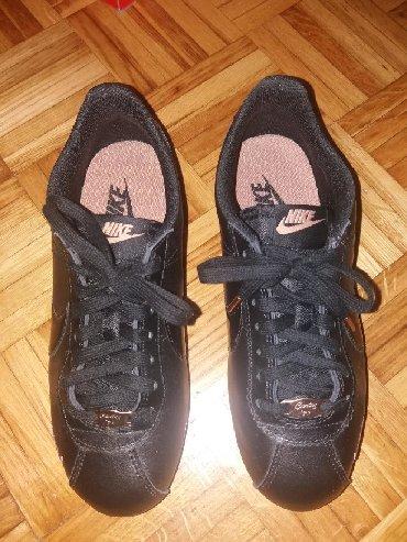 Ženska patike i atletske cipele | Beograd: Nike zenske patike nove