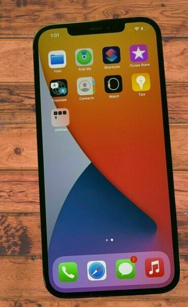 IPhone 12 mini | 128 GB | Μαύρος | Νέα | Guarantee