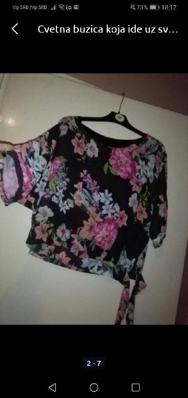 Bluza za krupnije dame