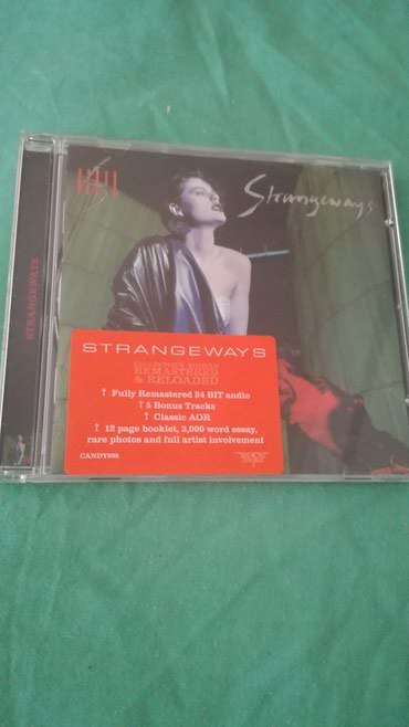 Strangeways S/T Rock Candy Remastered CD σε Acharnes