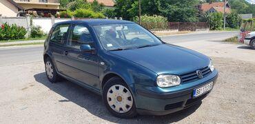 Polovni automobili - Beograd: Volkswagen Golf 1.6 l. 2004   253986 km