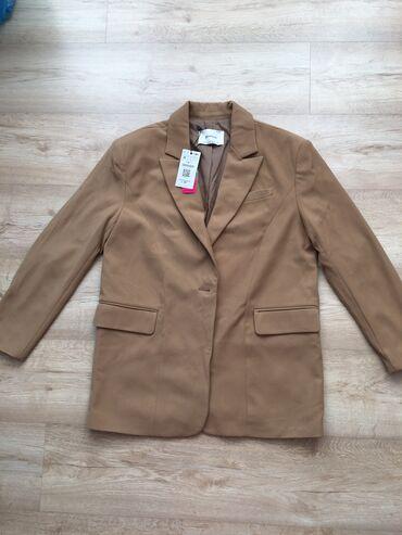 жилетка bershka в Кыргызстан: Продаю новый пиджак . Женский. Размер-м Все этикетки на месте
