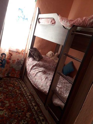 Кровать , 2 яруса , почти новая в Бишкек