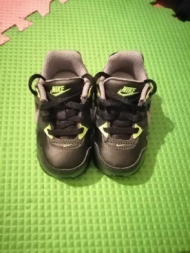 Dečije Cipele i Čizme - Borca: Nike air Max patike za bebe. Nove ne nosene, uzeli na prolece, dete