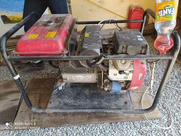 Avtomobil elektronikası - Azərbaycan: Genirator Honda 11kv 2 porşen benzin muherrikdir işıq geniratorudur