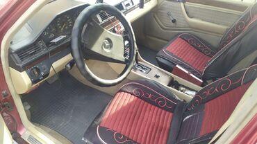 Транспорт - Корумду: Mercedes-Benz W124 2.2 л. 1989