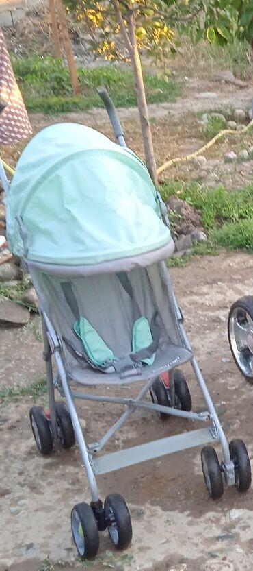 Детский мир - Кок-Ой: Дав большик коляски по 1500 можно торговаться маленькая коляска 500сом