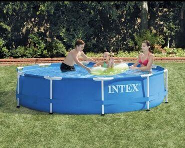 продам бассейн in Кыргызстан | БАССЕЙНЫ: Продаю круглый бассейн. Состояние отличное  Цена : 7000 сом