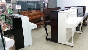 Bakı şəhərində Pianino  - Almaniya, Çexiya və Rusiya istehsalı yüksək