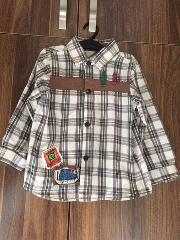 Детская рубашка на 2-3г в Бишкек