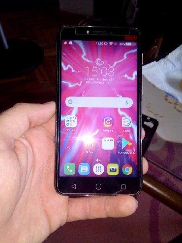 Alcatel | Srbija: Alkatel pixi pauer baterija 5000ml dobar telefon ima zastitno staklo i