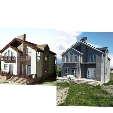 evlərin alqı-satqısı - Şəki: Satış Ev 320 kv. m, 5 otaqlı
