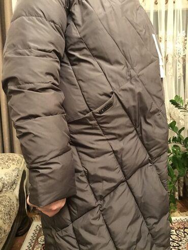 вешалка для верхней одежды бишкек в Кыргызстан: ПРОДАЮ! Новая зимняя куртка, наполнитель холлофайбер, производство