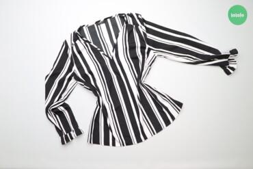 Жіноча блуза у смужку Papaya, р. S   Довжина: 61 см Рукав: 57 см Напів