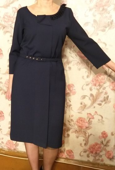 Женское платье. Турция. 42 размер (L-XL) в Бишкек