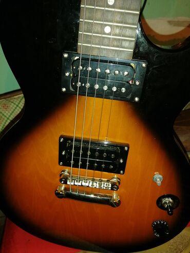 Elektro gitara teze kimii