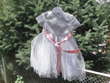 plate na 10 11 let в Кыргызстан: Детские праздничные платья на девочку размер 6-12 месяцев Цена указана