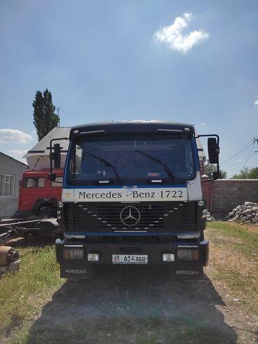 Транспорт - Нижний Норус: СРОЧНО, СРОЧНО продаю Mersedes - Benz 1722 состояние средний