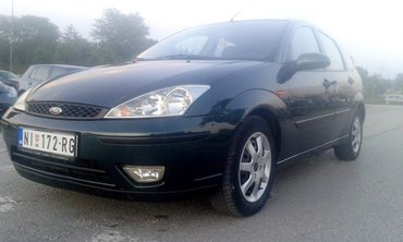 Ford Focus 2004 - Nis