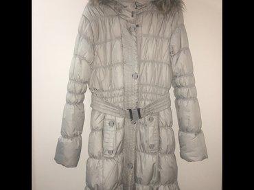 Majica sl - Srbija: Zenska zimska jakna, 2xl(odgovara xl), nalozena iznutraPoluobim grudi