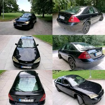Ford Mondeo 2001 - Beograd