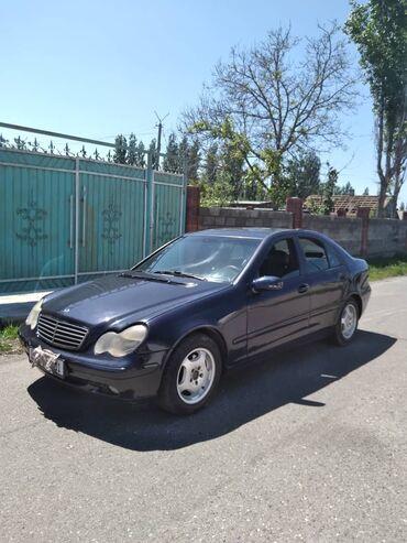 купить мотор мерседес 2 2 дизель в Кыргызстан: Mercedes-Benz C 200 2.2 л. 2002   245877 км
