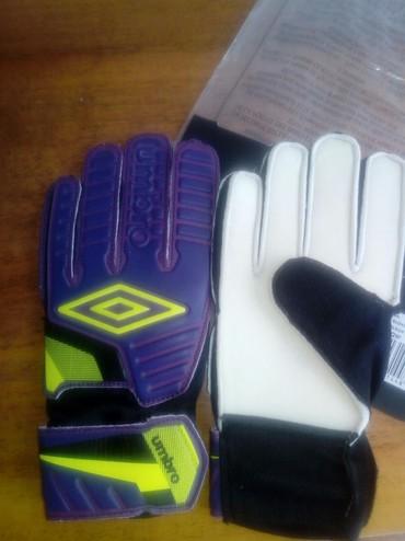 Golmanske rukavice Umbro, veličina 10. Nove, nisu korišćene - Stara Pazova - slika 4