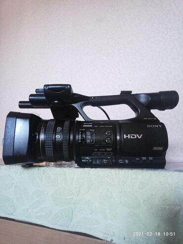 Продаю профессиональную видеокамеру SONY. HVR-Z5E. отличном