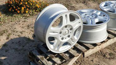 r16 диски купить в Кыргызстан: Куплю такой диск 1 шт R16 разболтовка 5×130