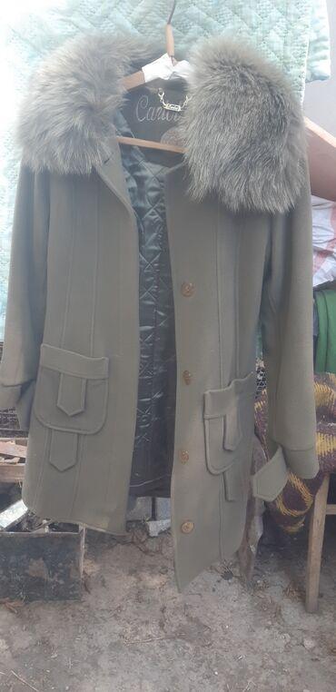 размер 36 40 в Ак-Джол: Готовимся к зиме! Срочно! Новое! Продаю пальто. Размер 42-44. Шила для
