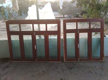 Sumqayıt şəhərində Islenmis pencereler qiymeti birine aiddir yaxsi veziyetdedir sam