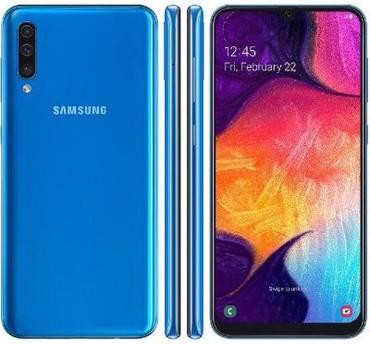 Samsung blue earth - Azerbejdžan: Novo Samsung A500 64 GB plavo