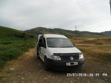 Volkswagen Caddy 2005 в Бишкек