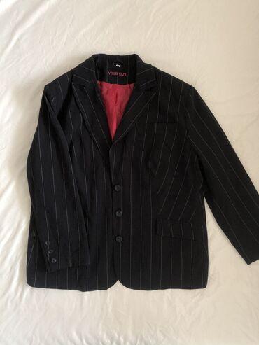 новогодние костюмы на прокат бишкек в Кыргызстан: Винтажный оверсайз пиджак L