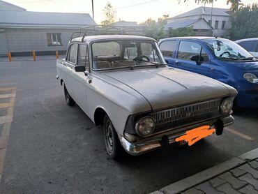 Транспорт - Кочкор-Ата: Москвич 412 1.5 л. 1979