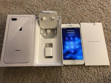 Apple iPhone 8 plus - 64 GB  WHATS-APP US ON +1 707 216 1780 σε Περιφερειακή ενότητα Κεντρικού Τομέα Αθηνών